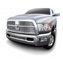 Sobre Grade Cromada Para Dodge RAM 2012