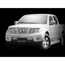 Sobre Grade Executiva Cromada Para Nissan Todas Frontier ATTACK SEL SE